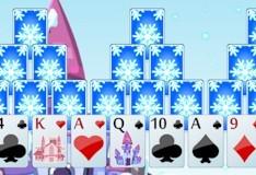 Игра Пасьянс «Замороженный замок»