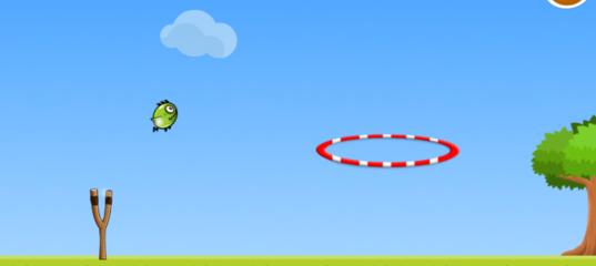 Игра Летающие Монстры