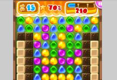 Игра Игра Назад в Candyland 5: Шоколадные горы