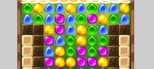 Игра Назад в Candyland 5: Шоколадные горы