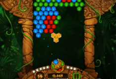 Игра Игра Bubble Рейдеры: Храм Солнца