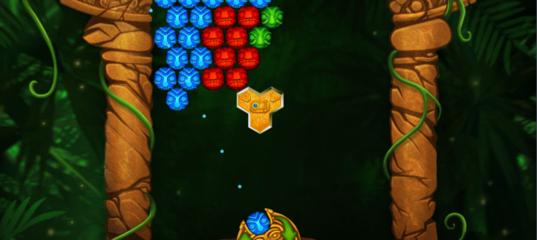 Игра Bubble Рейдеры: Храм Солнца