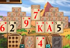 Игра Игра Пасьянс пирамидв