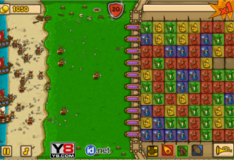 Игра ГТА: Игра боевые линии