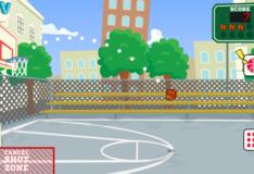 Игра Игра Мяч Баскетбол