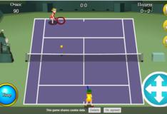 Игра Игра теннис