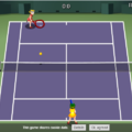 играйте в Игра теннис