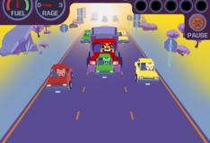Игра Игра злой водитель