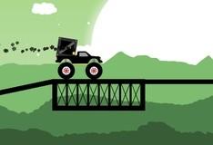 Игра Монстр-трак: лесная доставка