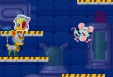 Игра Сырная лаборатория