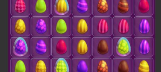 Игра Мания Пасхальных яиц