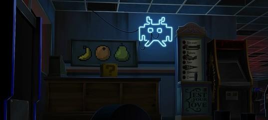 Тайна зала игровых автоматов