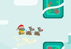Игра Рождество ФлапКота