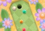 играйте в Мини гольф в саду