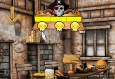 Игра Поиск предметов. Сокровища пиратов