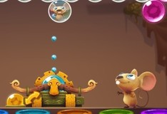 Игра Бабл-герой 3D