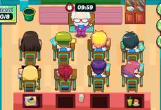 Игра Игра Лили в Школе
