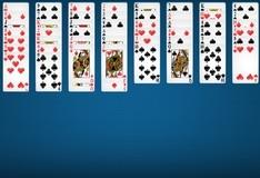 Игра Пасьянс «Свободная ячейка»
