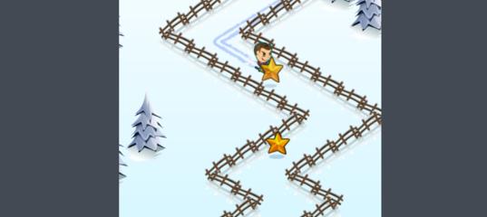 Игра Заводной Лыжник