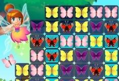 Игра Butterfly Match 3