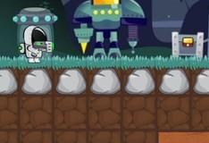 Игра Космический землерой