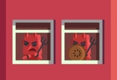 Игра Атака пирогами