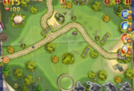 Играть бесплатно в Игра Солдатики