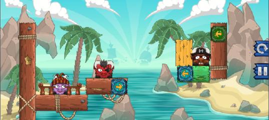 Игра воссоединение пиратов