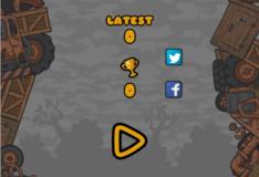 Игра Игра Прыгающая лягушка