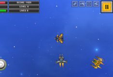 Игра Игра Космический бластер