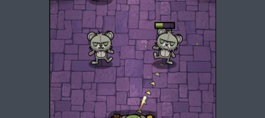 Игра Мишка Зомби