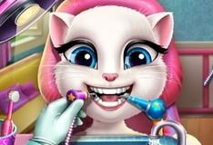 Игра Кошачий дантист
