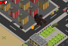 Игра Майнкрафт: Игра Разрушение города