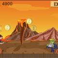 Игра Игра Ковбой стреляет по зомби