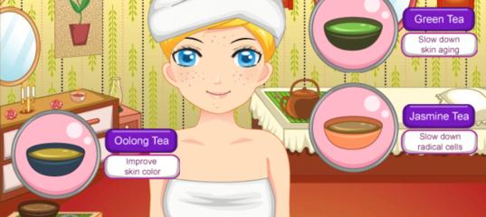 Игра Лечебный чай