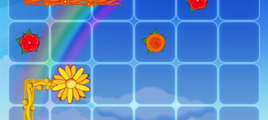 Игра Цветы