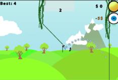 Игра Игра Прыжки по леанам