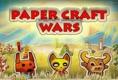 Игра Бумажные войны