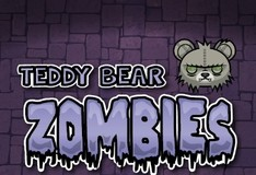 Игра Teddy Bear Zombies Machine Gun