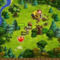 Игра Игры Полцарства за принцессу