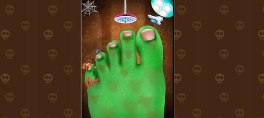 Лечим ногти в Хэллоуин