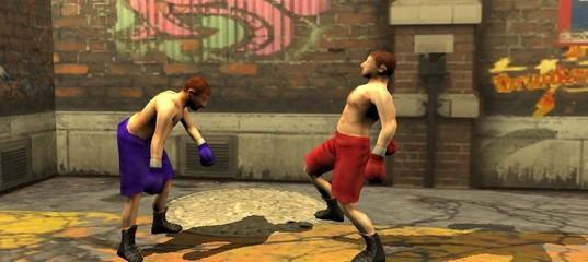 Игра на двоих: Пьяные боксеры