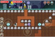 Игра Игры Добыча драгоценностей на Марсе