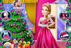 Игра Наряды на Рождество