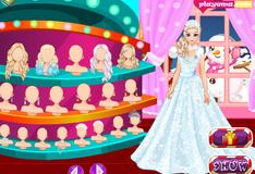 Игра Современный зимний наряд для Эльзы
