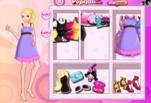 Играть бесплатно в Наряди девушку как Барби