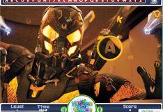 Игра Игра Человек-Муравей в бою