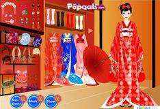 Игра Игра Прекрасные японские девушки