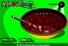 Игра Алфавитный суп