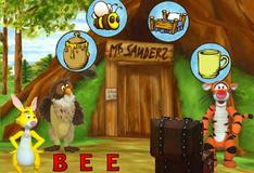 Игра Английский язык с Винни Пухом и его друзьями